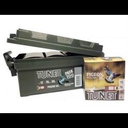 TUNET PACK PIGEONS 36 PB7.5 X100