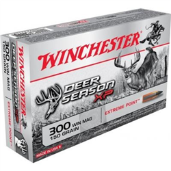 WINCHESTER 300 EXTREME POINT