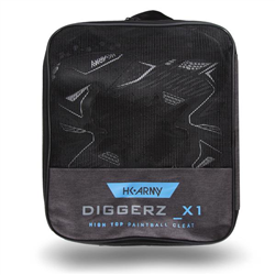 CHAUSSURES HK DIGGERZ X1 BLACK/GREY 44 PRECOMMANDEPBG 62