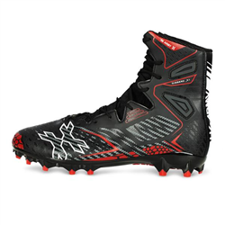 CHAUSSURES HK DIGGERZ X1 BLACK/RED 46 PRECOMMANDE