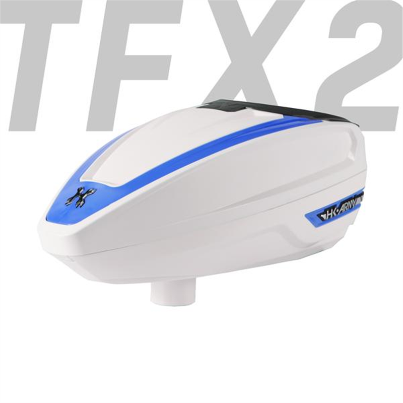 LOADER HK ARMY TFX2 WHITE BLUE