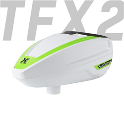 LOADER HK ARMY TFX2 WHITE NEON GREEN