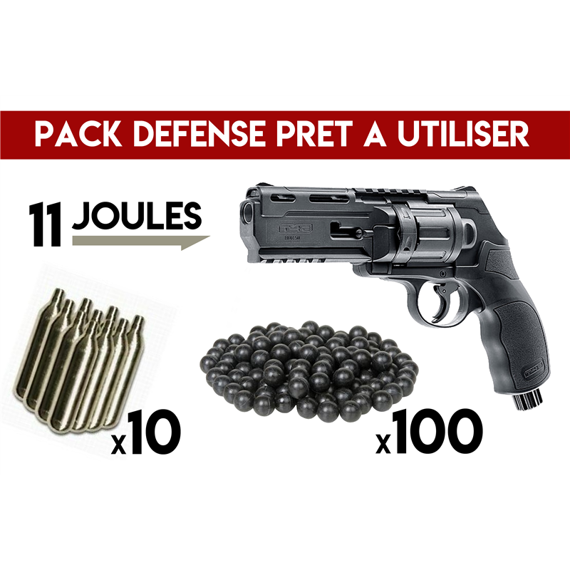 PACK DEFENSE UMAREX HDR50