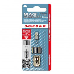 AMPOULE MAGLITE 3CELL