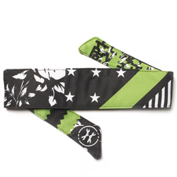 HEAD BAND HK ARMY REIGN GREEN