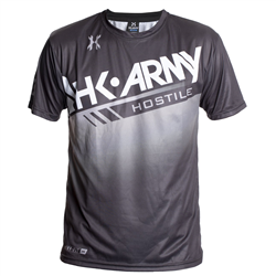 DRYFIT HK ARMY BLACK GREY M