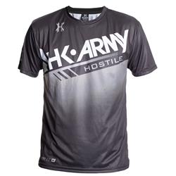 DRYFIT HK ARMY BLACK GREY S