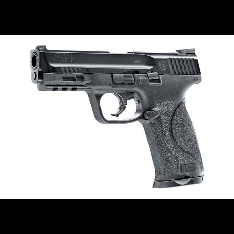 PISTOLET UMAREX DEFENSE M&P9 ED POLICE CAL43PBG 62Armes balles caoutchouc