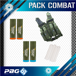 PACK COMBAT EQUIPEMENT BATTLE CAMO