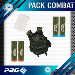 PACK COMBAT EQUIPEMENT RANGERS DIGICAMO