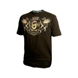 TEE SHIRT ECLIPSE CONQUERER BROWN M