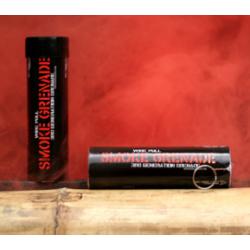 FUMIGENE WIRE PULL ROUGEPBG 62 PaintballGrenades et Fumi