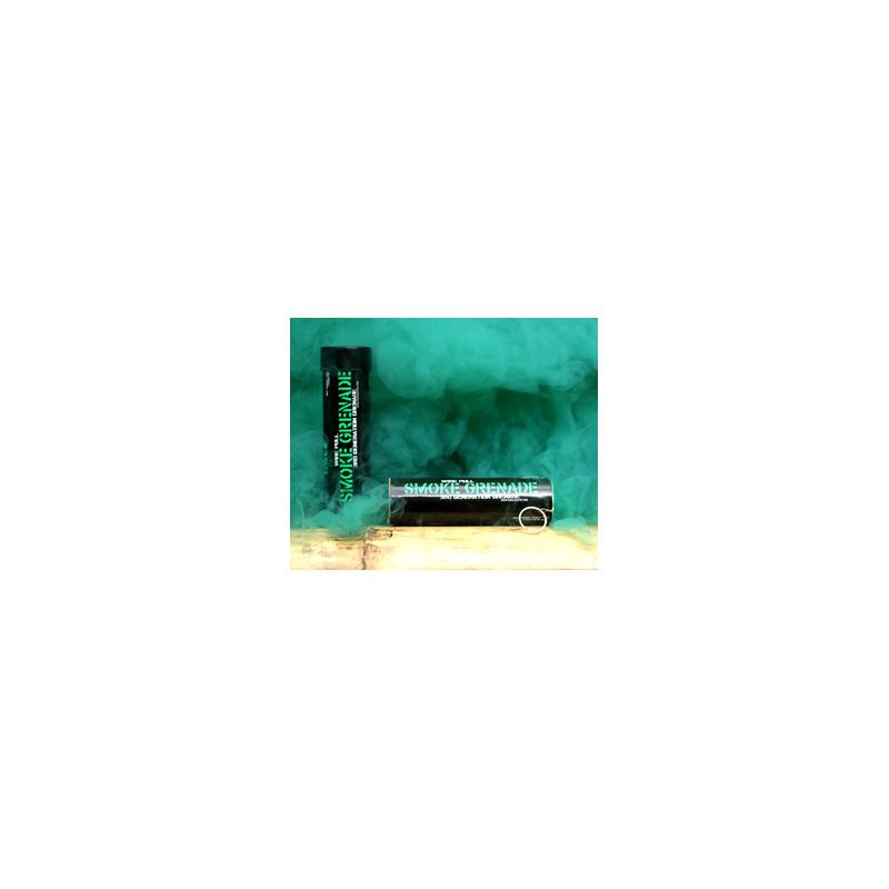 FUMIGENE WIRE PULL VERTPBG 62 PaintballGrenades et Fumi