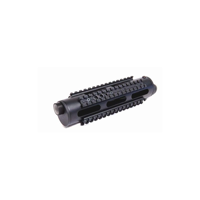 SHROUD TRINITY A5 TACTICAL RAILSPBG 62 PaintballUpgrade Tippmann