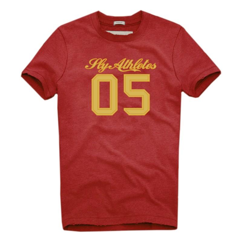 TEE SHIRT SLY VINTAGE MAROON MPBG 62Tee shirts