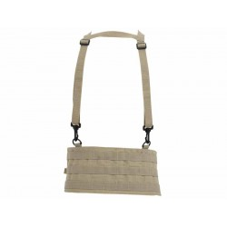 HARNESS- V-TAC MOLLE HARNESS/BELT-TAN-L/XL