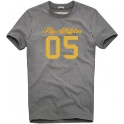 TEE SHIRT SLY VINTAGE HEATHER GREY S