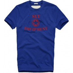 TEE SHIRT SLY CORPS BLUE M