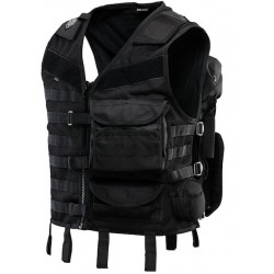 VESTE DYE TACTICAL BRAVO BLACK