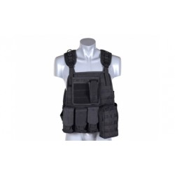 PLATE CARRIER NOIR