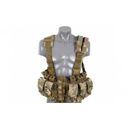 HARNAIS TACTIQUE MULTICAM