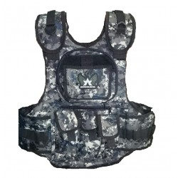 VESTE ANNEX TACTICAL DIGI CAMO BLACK