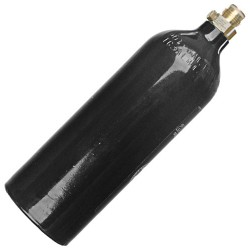 BOUTEILLE CO2 20 OZ COMPLETEPBG 62Bouteilles CO2 avec valves