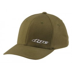 CASQUETTE DYE  LOWGO OLIVE S/M