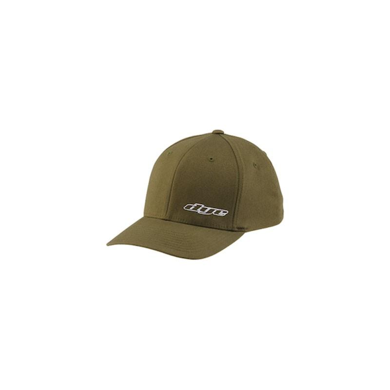 CASQUETTE DYE  LOWGO OLIVE L/XLPBG 62Casquettes et bonnets