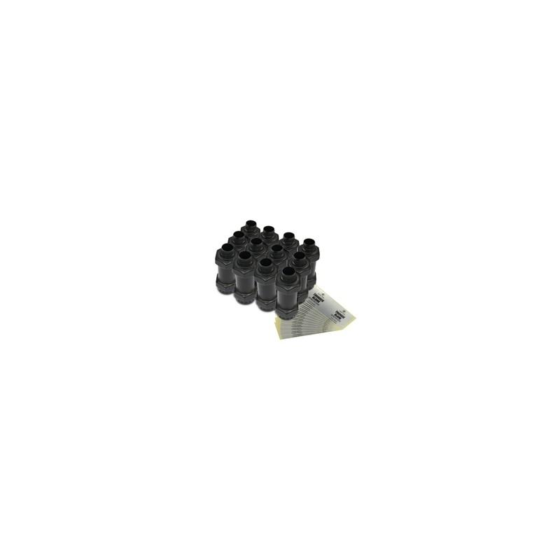 COQUES DE GRENADE CO2 APS BLANK FIRING X12PBG 62 PaintballGrenades et Fumi