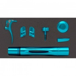 SHOCKER XLS ACCENT COLOR KIT GLOSS TEAL