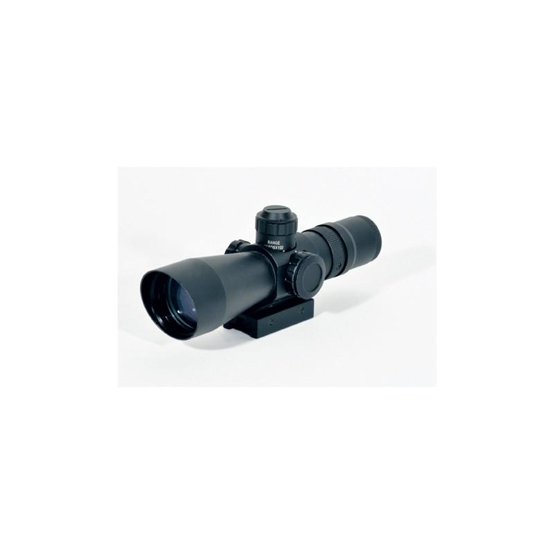 LUNETTE SWISS ARMS COMPACTE 3-9X40PBG 62