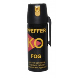 AEROSOL ANTI AGRESSION POIVRE KO FOG 50ML