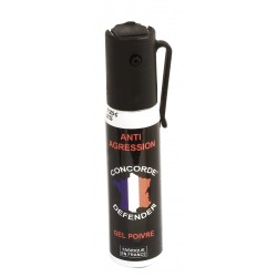 AEROSOL ANTI AGRESSION GEL POIVRE 25ML