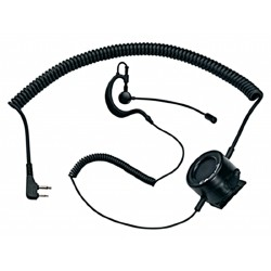 MICRO MIDLAND ABM TACTICAL TIGE FLEXIBLE ET PTT TACTIQUEPBG 62Talkie Walkie